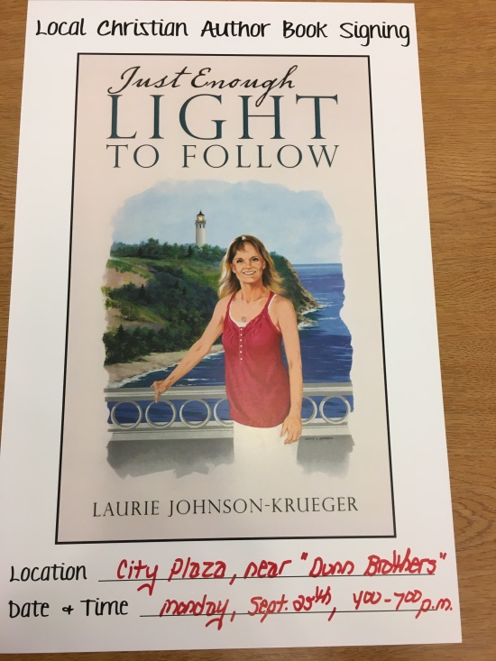 laurie's book