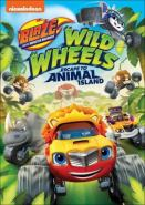 Blaze Wild Wheels: Escape to Animal Island